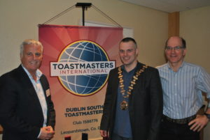 Dublin South Toastmasters Club celebrates its 5 year anniversary !